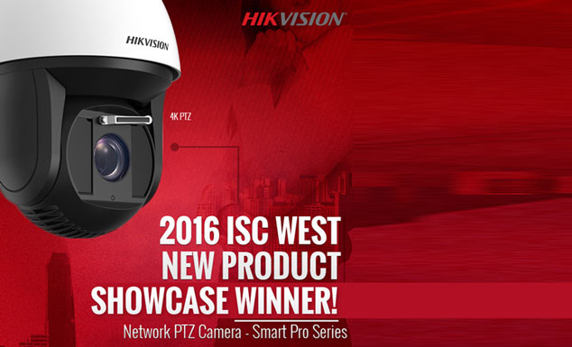 Hikvision-DS-2DF8836IV-AELW-wins-ISC-2016-New-Product-Showcase-award-asiashabakeh-ir